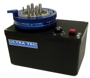 FIBER POLISHER FOR CONNECTORS, TERMINI & CONTACTS